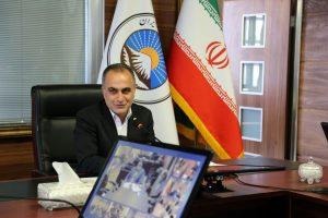 حمایت مدیرعامل بیمه ایران ازایده پردازان ایده های بکر و ناب و برنامه ها و اقدامات کیفی و افزایش سودآوری