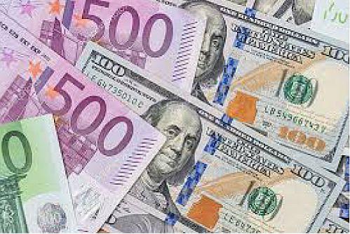نرخ رسمی ۲۹ ارز کاهش یافت