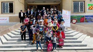 ساخت فضای آموزشی برای فرزندان روستای دمرود علیا