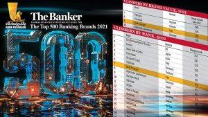 بانک «پاسارگاد» یکی از ۵۰۰ بانک برتر جهان