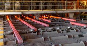 بهره برداری از پروژه فولاد کاوه جنوب کیش با تامین مالی بانک توسعه صادرات ایران در سال ۹۹