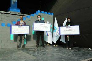 جوایز ویژه بانک توسعه تعاون به برگزیدگان رقابت استارتاپی رویداد اینوتکس