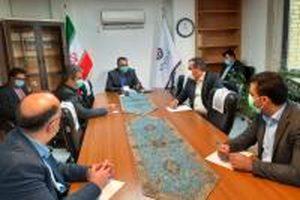 روحیه تعامل و تلاش همراه با انگیزه شاخصه سازمان جوان بانک ایران زمین