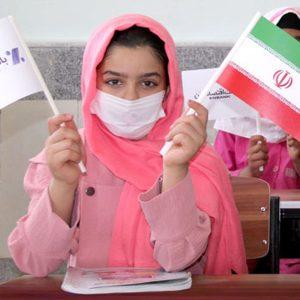 افتتاح بیست و ششمین مدرسه بانک اقتصادنوین در روستای صنوگان شهرستان کهگیلویه