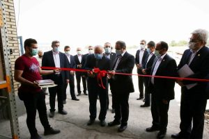 باقیمانده خسارت آتش سوزی با حضور مدیرعامل بیمه البرز پرداخت شد