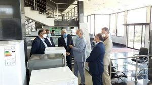 بانک قرض الحسنه مهرایران حامی تولیدکننده مطرح کشور