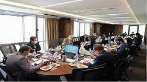 """مجمع """"شرکت سرمایهگذاری بانک کارآفرین"""" برگزار شد"""