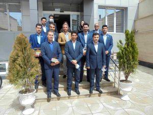 تجلیل بیمه پاسارگاد از نمایندگان برتر استان های آذربایجان شرقی و اردبیل