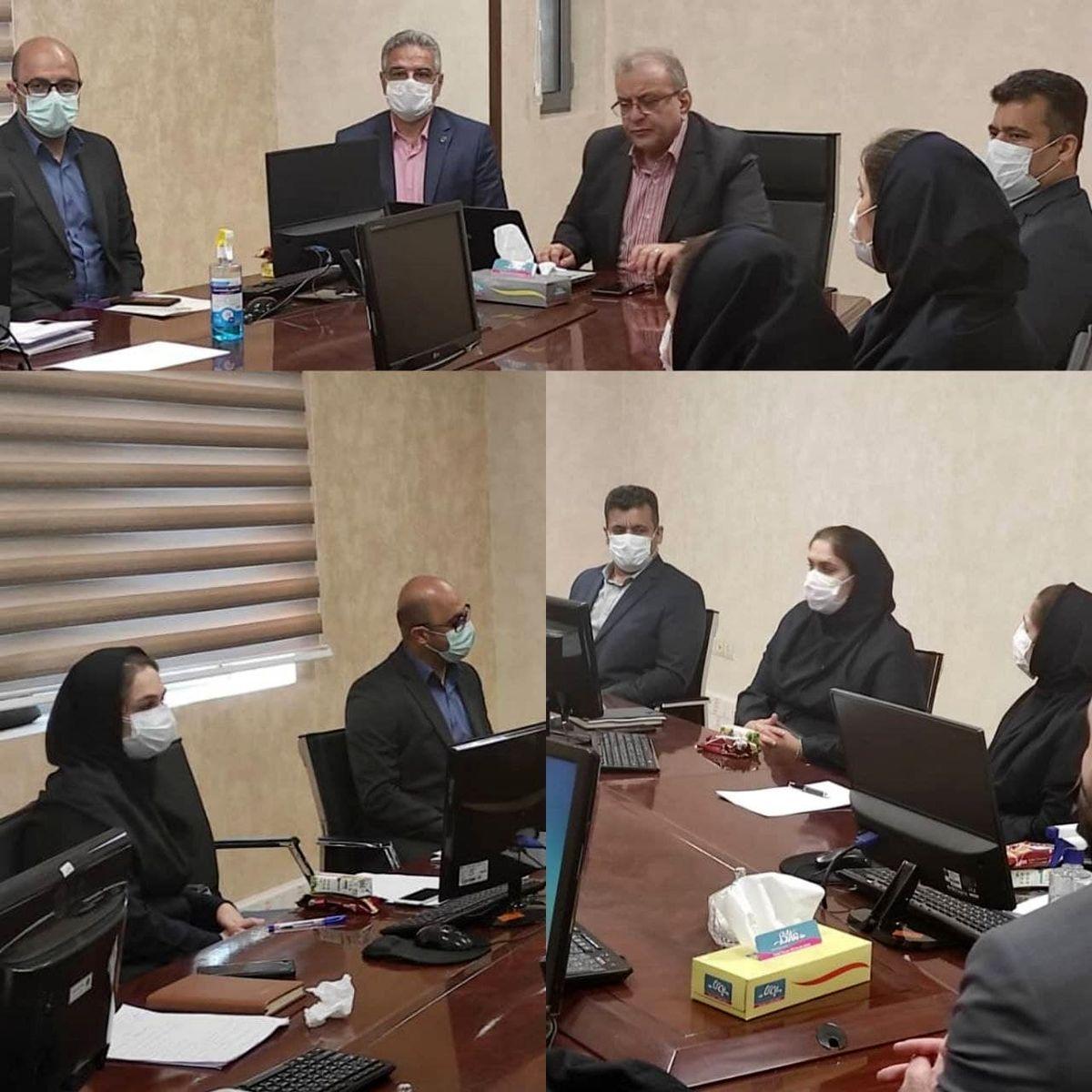 برگزاری دوره های بازآموزی گارگاه اعتبار اسنادی داخلی در بانک ایران زمین
